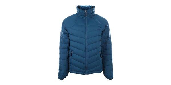 Pánská modrá péřová bunda Trimm