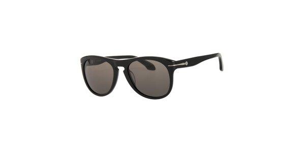 Pánské černé sluneční brýle Calvin Klein
