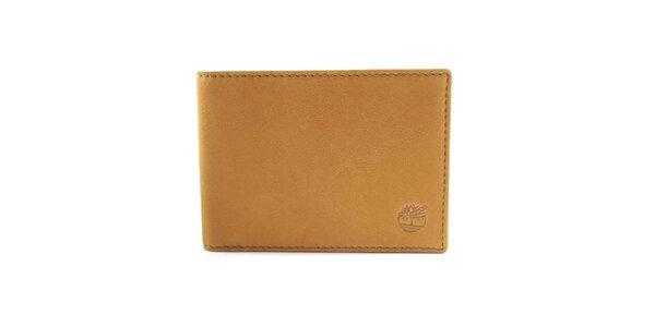 fe93d5c817c Pánská kožená peněženka s drobným logem Timberland
