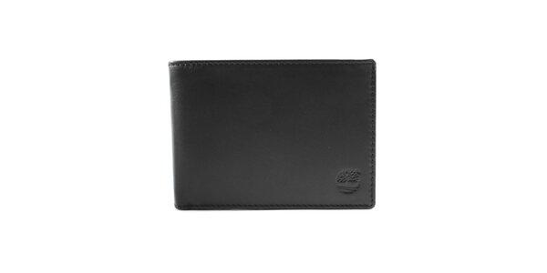 Pánská hladká peněženka v černé barvě Timberland