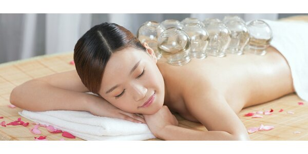 Anticelulitidní masáž baňkami