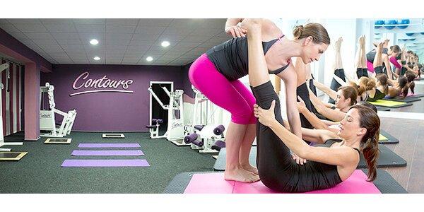 5 libovolných lekcí ve fitness pro ženy