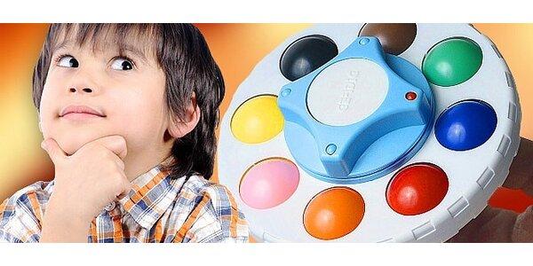 Logická retro hračka pro děti Gerdig Ufo