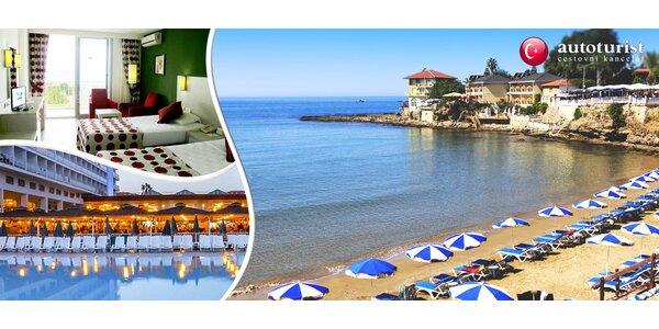 Na 8 dní letecky do Turecka – luxusní 5* hotely