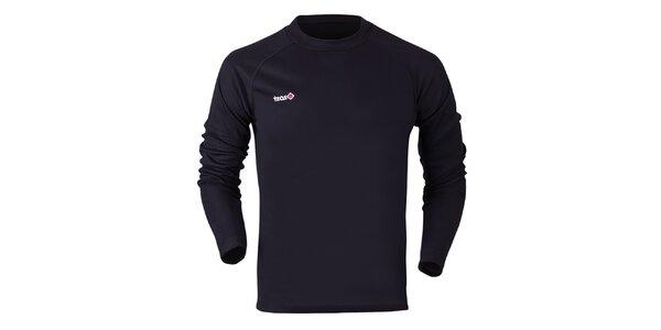 Pánské černé funkční triko Izas