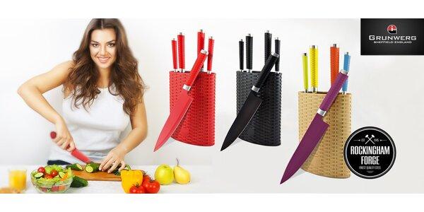 6dílná sada nožů Rockingham Forge