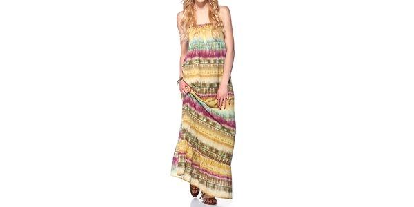 Dámské etno batikované šaty Jimmy Key