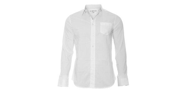 Pánská bílá košile Energie