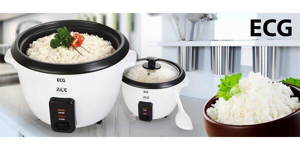 Praktický rýžovar ECG RZ 10 do vaší kuchyně