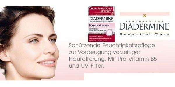 Diadermine Hydra Vitamin denní krém 2x50ml