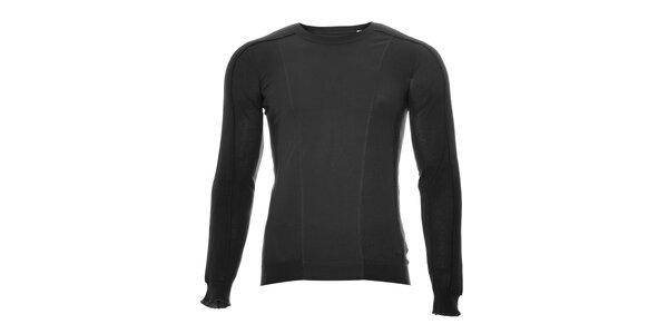 Pánský pulovr značky Energie v šedé barvě