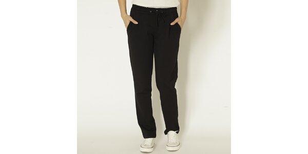 Dámské černé joggingové kalhoty Chaser