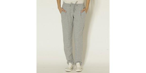 Dámské šedé joggingové kalhoty Chaser