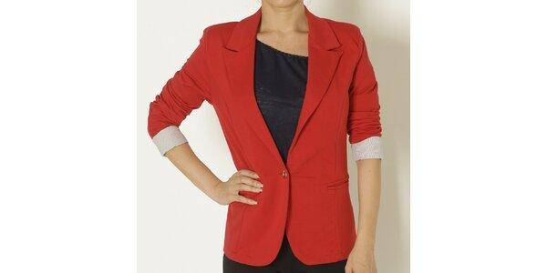 Dámské červené sako Chaser