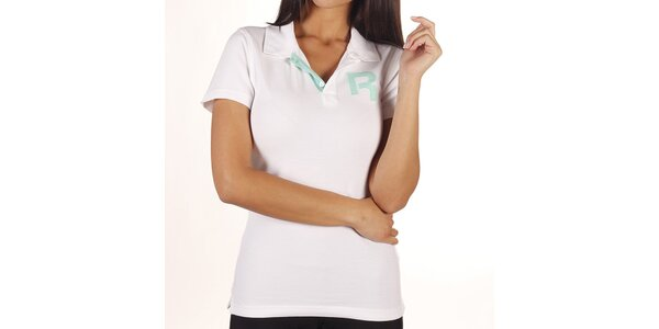 Dámské bílé polo tričko Reebok