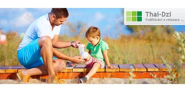 Urgent kids - první pomoc pro rodiče s certifikátem