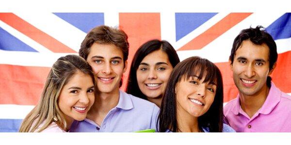 Skvělé kurzy Angličtiny na celý semestr – 17 týdnů, 1× 90 minut týdně