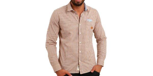 Pánská vzorovaná košile Premium Company