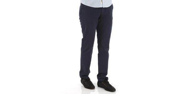 Pánské tmavě modré kalhoty Premium Company