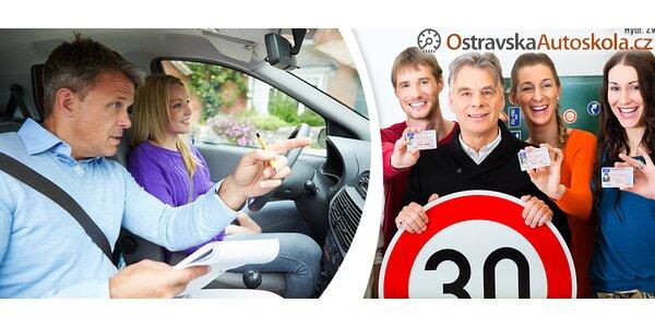Rezervace kurzu autoškoly - udělejte si řidičák