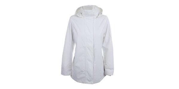 Dámská bílá bunda do deště Happy Rainy Days