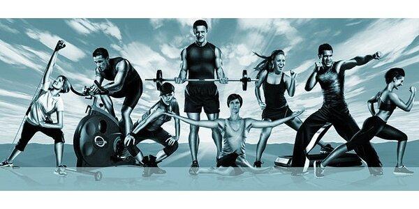 13 časově neomezených vstupů do fitness PZgym