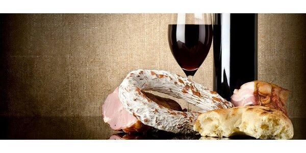 Vstupné na 16. ročník mezinárodního veletrhu Víno & Delikatesy pro dva s bonusem