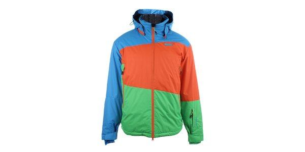 Pánská barevná zimní bunda Envy