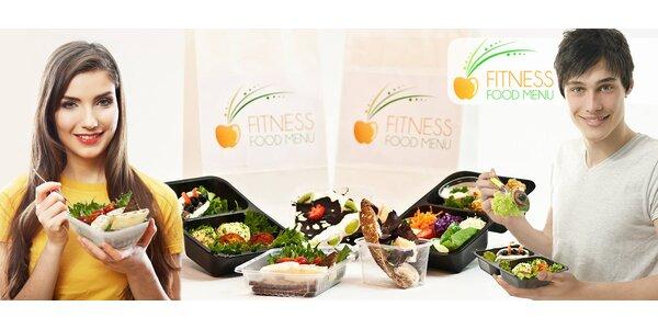 Zhubněte s novým 5 či 10denním Fitness food menu
