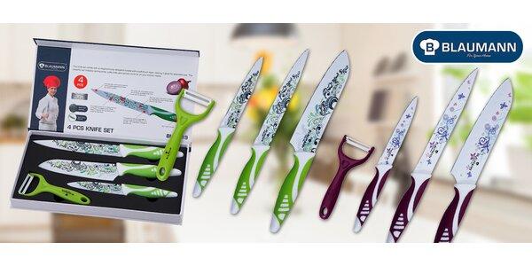 Nože Blaumann, pro které byste se rozkrájeli