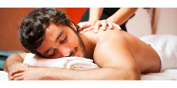 Unikátní holistická masáž v délce 90 minut