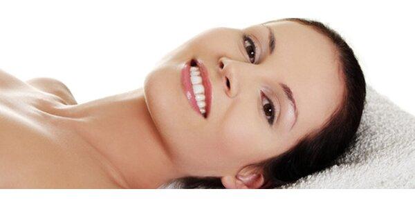Kosmetické ošetření s německou kosmetikou Janssen v délce cca 120 minut