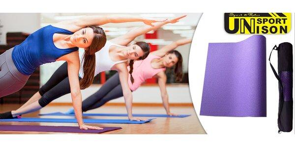 Podložka na cvičení včetně obalu