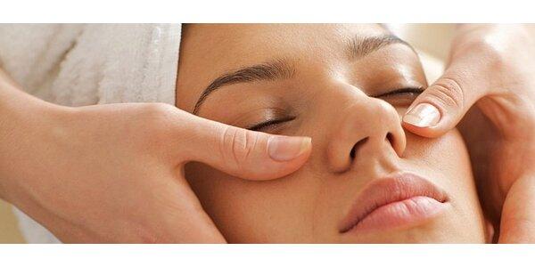 Kosmetické ošetřeni očního okolí COLLAGEN PLUS s kosmetikou Payot