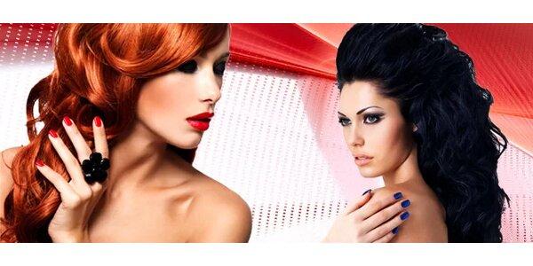 Kadeřnické balíčky i s melírem pro všechny délky vlasů