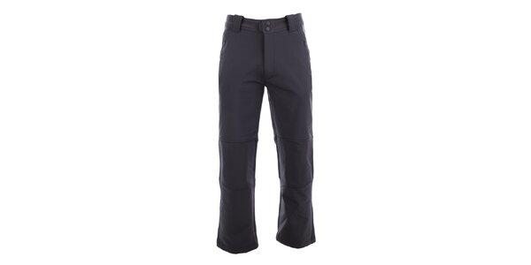 Pánské šedé softshellové kalhoty Authority