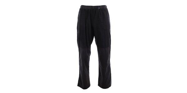 Pánské černé trekové kalhoty Authority
