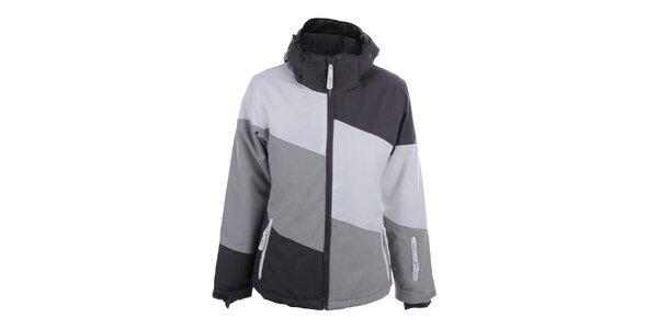 Dámská šedo-bílá sportovní bunda Authority