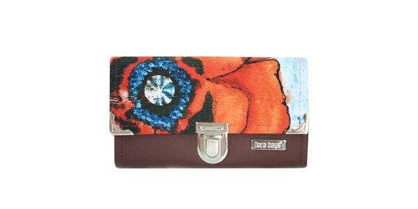 Dámská peněženka s vlčím mákem Dara Bags