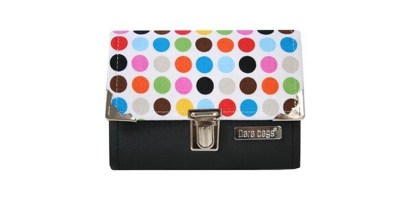 Dámská peněženka s barevnými putníky Dara Bags