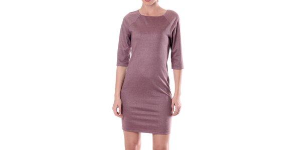 Dámské šaty v růžovém odstínu Lora Gene