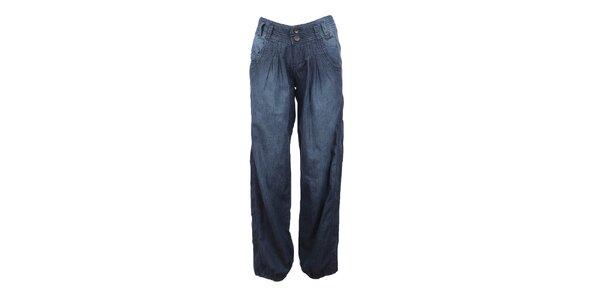 Dámské tmavě modré volné džíny Timeout 7d3c5e4f60