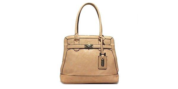 Dámská kabelka s ozdobnou přezkou Bessie