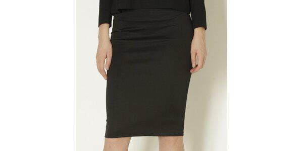 Dámská černá pouzdrová sukně Keren Taylor