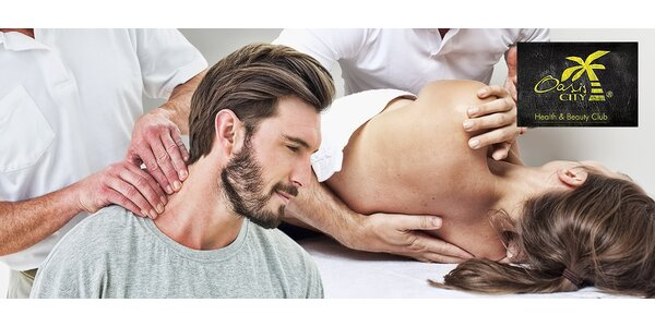 Diagnostika a terapie zad Dornovou metodou a masáž