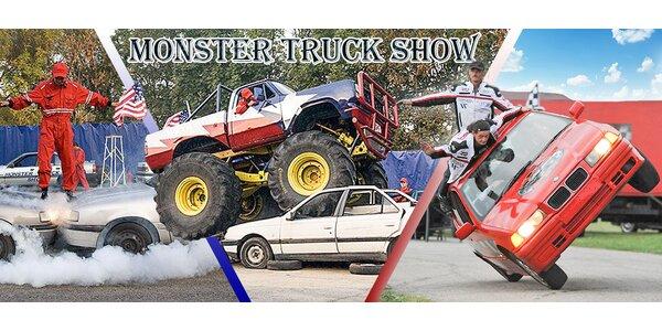 Pekelná Monster Truck Show v Ostravě, Opavě, Havířově a Karviné