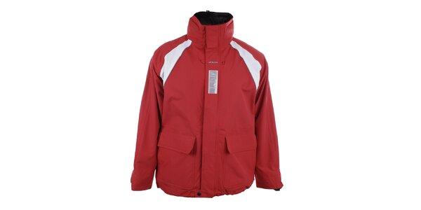 Pánská zimní červená bunda Joluvi