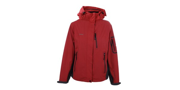 Dámská červená funkční bunda Joluvi