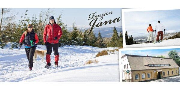 Pohoda v Českém Švýcarsku od zimy do jara