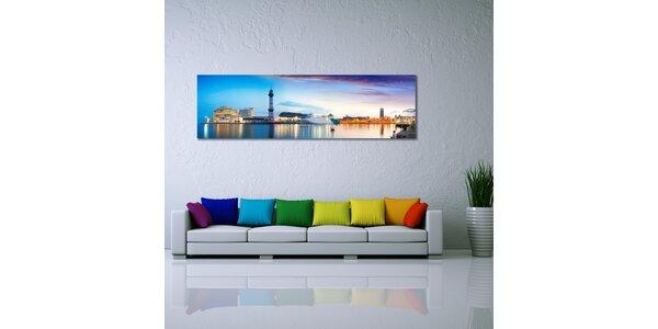 Barcelona přístav
